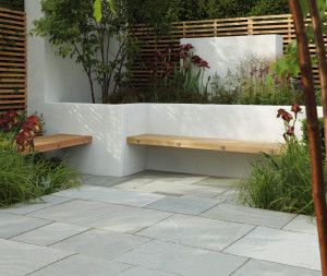 Stonemarket - Trustone Paving - Sawn Edge - Fellstyle - 4 Size Project Pack