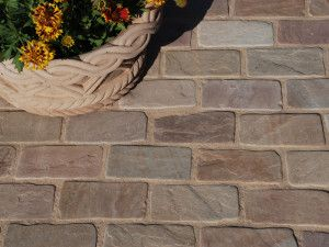 Strata Stones - Block Paving - Block Setts - Camel - 200 x 100mm
