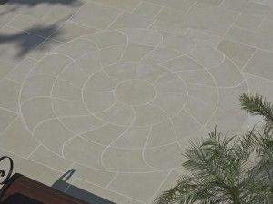 Strata Stones - Circle Collection - Elegance - Mirage (Spinning) Rimini