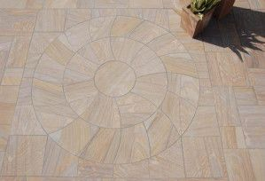 Strata Stones - Circle Collection - Elegance - Arc (Spinning) Rufina (Rainbow)