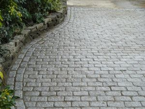 Strata Stones - Granite Setts - Grey - 100 x 100mm
