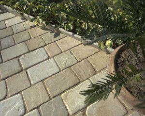 Strata Stones - Block Paving - Pave Setts - Mixed Pack - Mint
