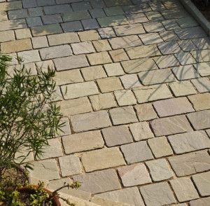 Strata Stones - Block Paving - Pave Setts - Mixed Pack - Raj