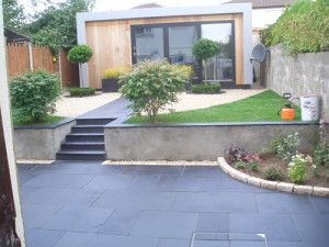 Strata Stones - Salerno Collection - Olive Black - Patio Pack