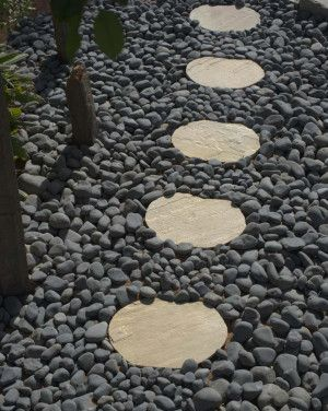 Strata Stones - Stepping Stones - Mint