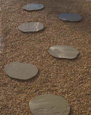 Strata Stones - Stepping Stones - Raj