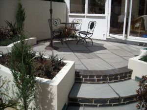 Strata Stones - Kendal Collection - Grey - Patio Pack