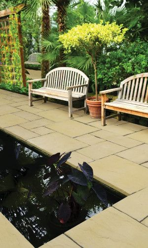 Swaledale Paving - Yorkstone - Single Sizes (Cheap)