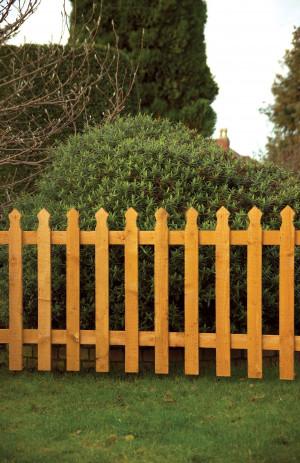 Grange - Palisade Panel Tulip Gold - 1.8m x 0.9m