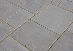 Castacrete - Tumbled Sandstone - Raj - Patio Pack