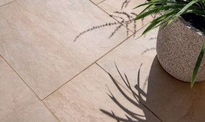 Bradstone - Vetusto Porcelain Collection - Dune - Patio Pack