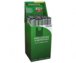 Heavy Duty Weed Control Membrane - Weedcheck Ultra Landscaping Fabric - 25 x 2m