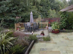 Strata Stones - Whitchurch Sandstone Collection - Mint - Patio Packs