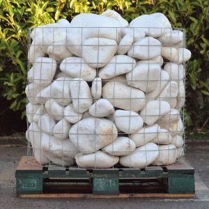 White Boulders