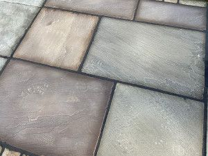 Natural Sandstone Paving - Historical York - Single Sizes