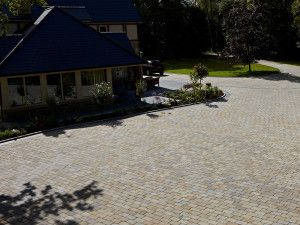 Natural Paving - Fossestone - Block Paving - York Mix - Project Pack
