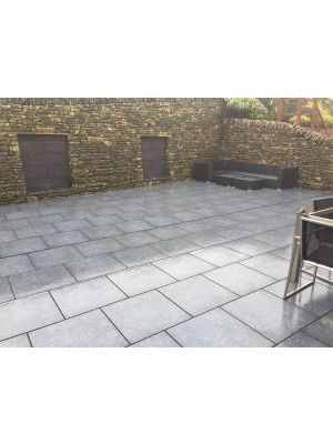 Vitrified Porcelain Paving - Blau - Single Sizes