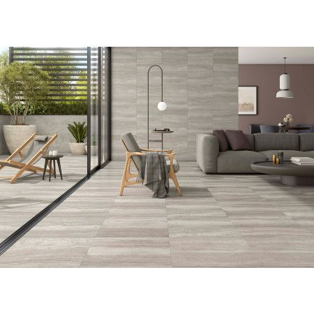 Porcelain Paving Tiles - Cupid Collection - Pearl - Single Sizes