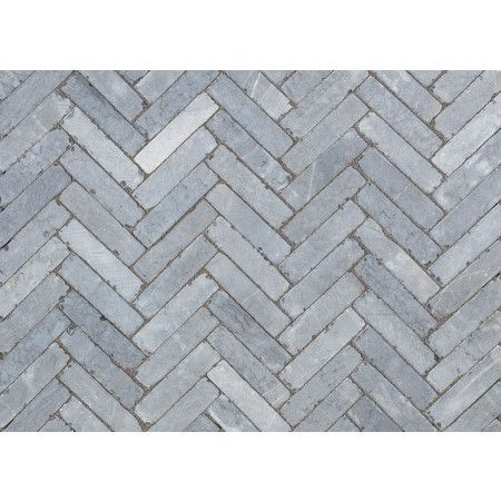 Stonemarket - Natural Stone - Darley Setts - Silver Blue Multi