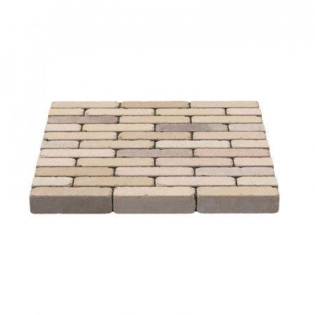 Marshalls - Natural Stone - Farnley Setts - Buff Multi