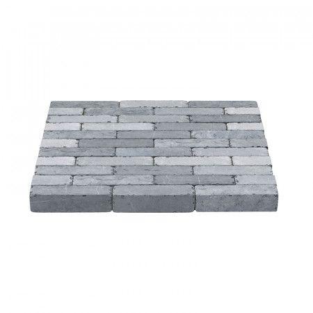 Marshalls - Natural Stone - Farnley Setts - Silver Blue Multi