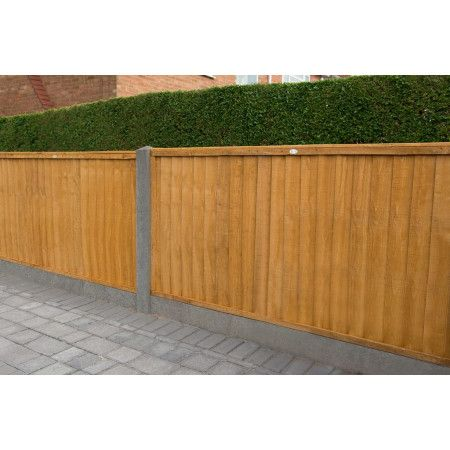 Forest - Closeboard Fence Panel
