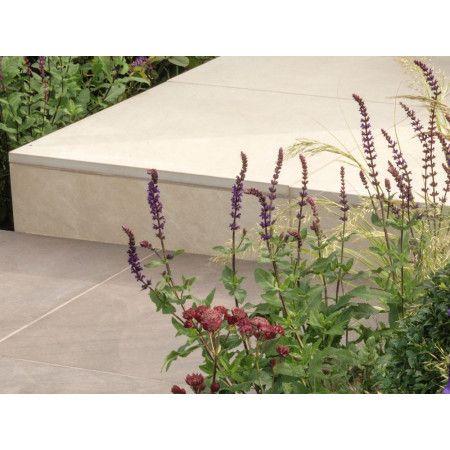 Stonemarket - Fortuna Vitrified Paving - Cream - 900 x 600mm