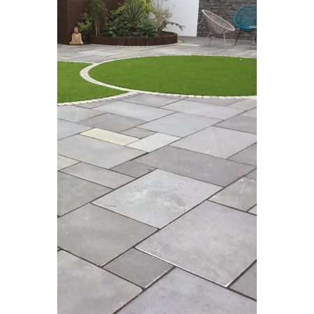 Natural Paving - Classicstone - Harbour Grey - Project Packs