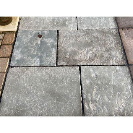 Natural Limestone Paving - Historical Moon Grey - Single Sizes