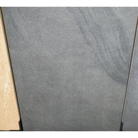 Porcelain Paving - Modena - Gibson Anthracite - Single Sizes (Individual Slabs)