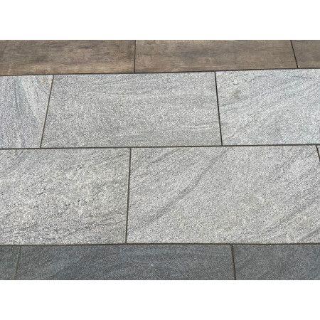 Porcelain Paving Collection - Quartz Grey - Single Sizes (Individual Slabs)