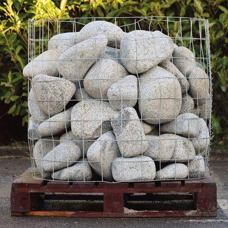 Silver Grey Boulders