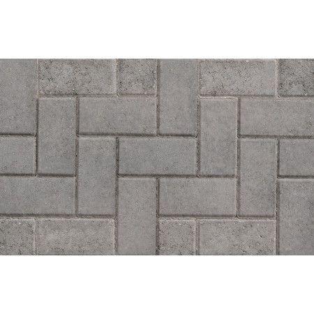 Marshalls - Standard Concrete Driveway Block Paving - Charcoal