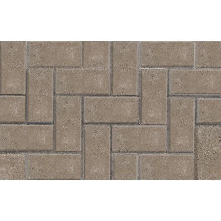 Marshalls - Standard Concrete Driveway Block Paving - Natural