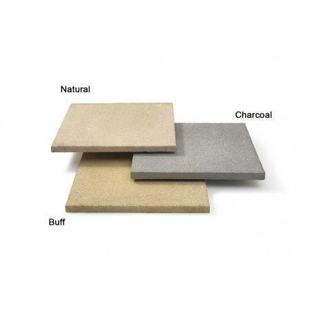 Stonemarket - Standard Textured Paving - Charcoal - Single Sizes