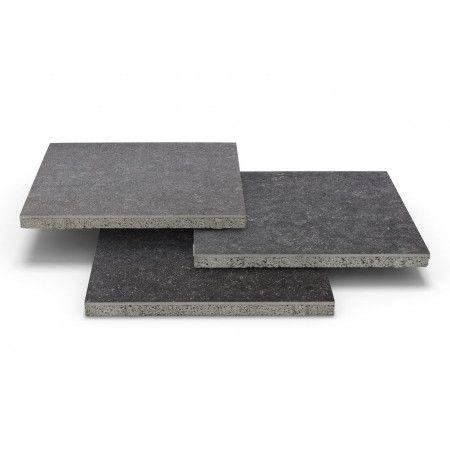 Stonemarket - Una Classic - Stone Black - Single Sizes