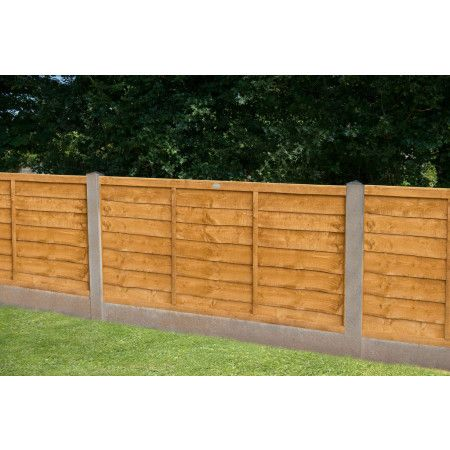 Forest - Trade Lap Fence Panel