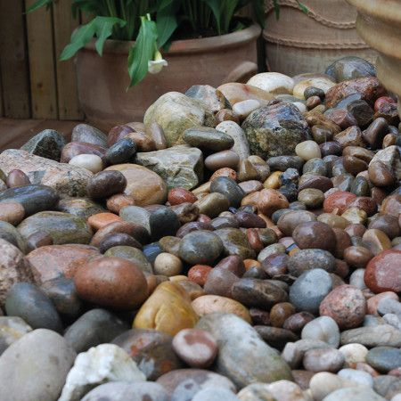 Tweed Pebbles and Cobbles