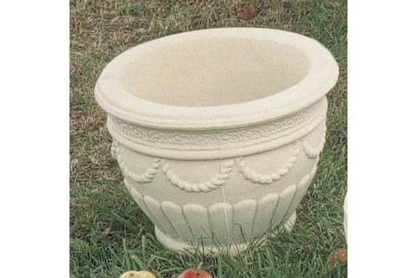 Finch Stone Planter