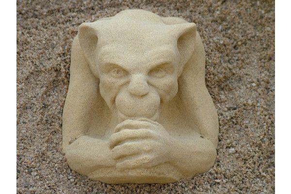 Wall Stone Gargoyle