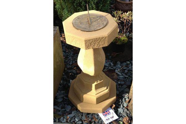 Weighton Stone Sun Dial