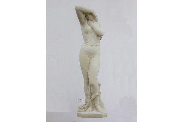 Lisa Stone Statue