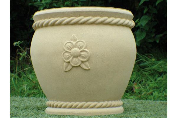 Greek Stone Tub
