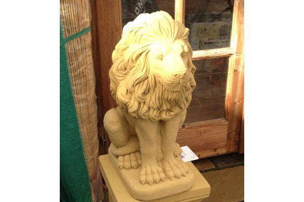 Simba Stone Lion