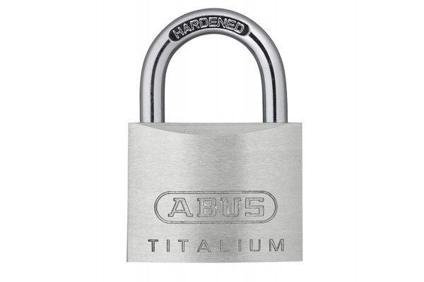 ABUS Mechanical 54TI/35mm Titalium Padlock Carded