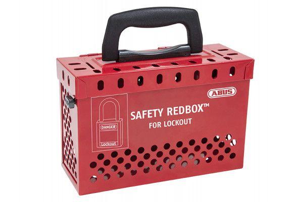ABUS Mechanical 50414 Safety Redbox Starter-Kit