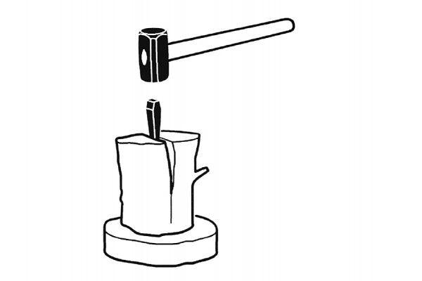Bahco Maul Hickory Handle LS-Masse-4 4.3kg