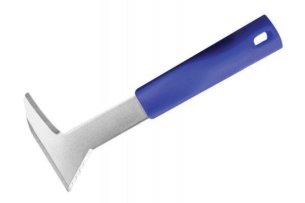 Faithfull Auto-Lock Patio Steel Brush & Weeder