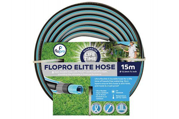 Flopro Flopro Elite Hose 15m 12.5mm (1/2in) Diameter
