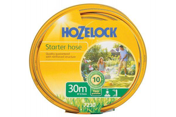 Hozelock Starter Hose 30m 12.5mm (1/2in) Diameter